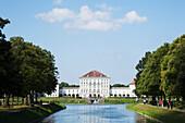 'Nymphenburg palace; Munich, Bayern, Germany'