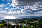'Kailua-Kona and Kailua Bay; Kona, Big Island, Hawaii, United States of America'