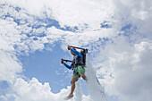 'Jet pack; Grand Cayman, Cayman Islands'