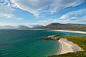 'Luskentyre Beach, Isle of Harris; Outer Hebrides, Scotland'