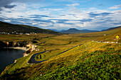 'The Atlantic Drive on Achill Island; County Mayo, Ireland'