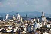 'Monument to Victor Emanuel II; Rome, Lazio, Italy'