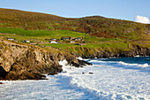 'Coomenoole Beach in Dingle; County Kerry, Ireland'
