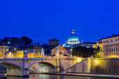 'St. Peter's Basilica; Rome, Lazio, Italy'