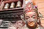 'Patan Durbar Square; Lalitpur, Kathmandu Valley, Nepal'