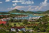 Jolly Harbour, Antigua and Barbuda, Leeward Antilles, Lesser Antilles, Caribbean