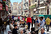 In the old town of Leon, Castile and Leon, north-Spain, Spain