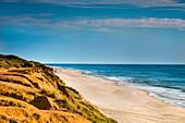 Rotes Kliff, Kampen, Sylt, Nordfriesland, Schleswig-Holstein, Deutschland