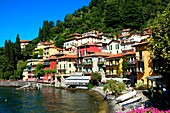 Varenna Lake Como Italy Lombardy IT EU Europe.