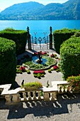 Villa Carlotta Tremezzo Lake Como Italy Lombardy IT EU Europe.