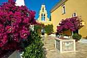 Theotokos, Monastery, Paleokastitsa, 18th century Greek Orthodox  Corfu Ionian Island, Greece