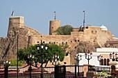 Oman, Muscat, Al-Mirani Fort