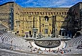 Antique Roman Theater, Orange, Provence, France