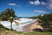 Puerto Rico, West Coast, Rincon, Domes Beach.