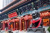 Asia, China, Hong Kong, Hongkong, Kowloon, Wong Tai Sin Temple, Temple, Temples, Religion Religious, Taoism, Taoist, Tourism, Holiday, Vacation, Travel