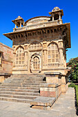 Asia, Asian, India, Indian, South Asia, South Asian, Subcontinent, architecture, building, cultural, culture, tourist attraction, traditional, travel, destinations, world locations, city, town, Gujarat, Champaner_Pavagadh Archaeological Park, Mosque, 16th