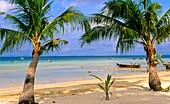 Laem Tom Beach  Ko Phi Phi Doni  Krabi province  Thailand