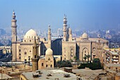 Sultan Hassan and al Rifai mosques, Cairo, Egypt