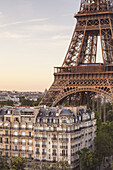 The Eiffel Tower, Paris. It was named after the engineer Gustave Eiffel, who designed the iron tower. Built in 1889 for the World's Fair, it is now a global icon and one of the most recognized and visited structures in the World.