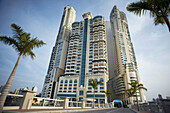 Apartments in Area Bancária (Financial District), Panama City, Panama, Central America. Banc aera, Panama City, Panama. Panama City, Financial District. The range of accommodation in Panama City is very varied. In the district of Bella Vista you will find