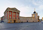 Potsdam City Palace, Potsdam, Brandenburg, Germany