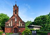 Chapel Klein-Glienicke and Swiss House, Potsdam, Brandenburg, Germany