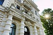 Administrative Court, Verwaltungsgericht, Friedrich-Ebert Street, Potsdam, Brandenburg, Germany