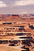 Grand View Point, Green River Overlook, Island In The Sky, Canyonlands National Park, Utah, USA