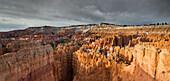 Inspiration Point, Hoodoos, Bryce Canyon, Utah, USA