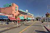Fishermans Wharf, San Francisco, California, USA