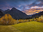 Bockbachalpe, Ellbogner peak, Lechtaler Alps, Tyrol, Austria