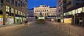 Palais Coburg, Theodor-Herzl-Platz, 1st district, Vienna, Austria