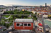 Giant Ferris Wheel, Gondolas, Vienna Prater, 2nd District, Vienna, Austria