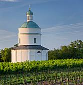 Rochuskapelle, Marchfeld, Angern, vineyards, Lower Austria, Austria