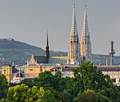 Votivkirche, 9th district, Vienna, Austria