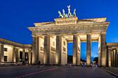 Brandenburger Tor Berlin , Pariser Platz