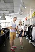 Paviljons, Fashion Concept Store, fashion design made in Latvia, Terbatas Iela 55, hip shopping area, centre, Riga, Latvia