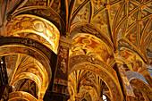 Christlicher Anbau nach der Reconquista in der Mezquita in Cordoba, Andalusien, Spanien
