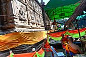 Wat Jet Yot, Chiang Mai, North-Thailand, Thailand