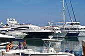 Yacht habour in Latchi, Paphos distict, Cyprus