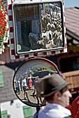 Traditional Viehscheid, Allgau, Bavaria, Germany