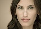 Woman's face, portrait