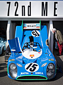 1973 Matra MS670B, 72nd Members Meeting, racing, car racing, classic car, Chichester, Sussex, United Kingdom, Great Britain