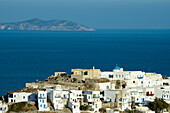 Kastro in the North of Sifnos (Syphnos), Greek Islands, Aegean, Cyclades, Greece