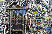 Berliner Mauer, East Side Gallery, Berlin, Deutschland