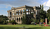 Ruins of a mansion, The Ruins, Bacolod, Negros Occidental, Negros, Philippines, Asia