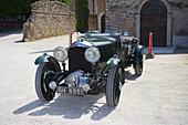Bentley, 4.5 Liter S. C., 1930, Museum, Museo Mille Miglia, Mille Miglia, 1000 Miglia, 1000 Meilen, Brescia, Lombardy, Italy