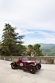 FIAT Siata 514 MM, 1930, Mille Miglia, 1000 Miglia, 2014, San Marino, RSM, Republic San Marino, Italy, Europa