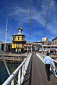 South Africa. Cape Town. Victoria and Alfred Waterfront.