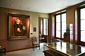 France, Paris, Museum of Romantic Life, exhibition room
